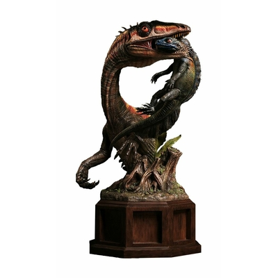Statuette Museum Collection Series Coelophysis Red Ver. 42cm