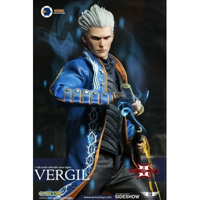 Figurine Devil May Cry 3 Vergil 30cm