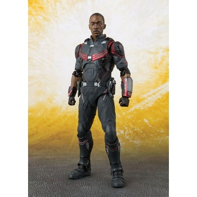 Figurine Avengers Infinity War S.H. Figuarts Falcon Tamashii Web Exclusive 15cm