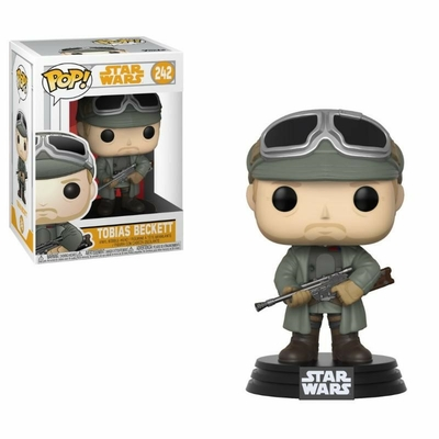 Figurine Star Wars Solo Funko POP! Bobble Head Tobias Beckett with Goggles 9cm
