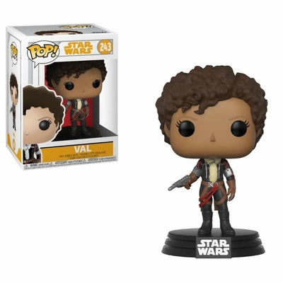 Figurine Star Wars Solo Funko POP! Bobble Head Val 9cm