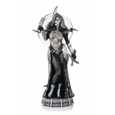 Statuette Dawn Joseph Michael Linsner's Dawn Black & White 32cm