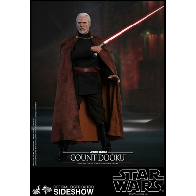 Figurine Star Wars Episode II Movie Masterpiece Count Dooku 33cm