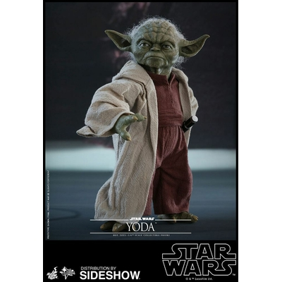 Figurine Star Wars Episode II Movie Masterpiece Yoda 14cm
