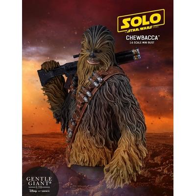 Buste Star Wars Solo Chewbacca 17cm