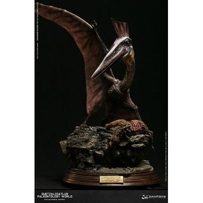 Statuette Paleontology World Museum Collection Series Quetzalcoatlus Red Ver. 51cm