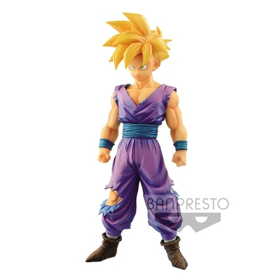 Figurine Dragon Ball Z Grandista Resolution of Soldiers Son Gohan 20cm