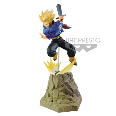 Figurine Dragon Ball Z Absolute Perfection Vegeta 15cm