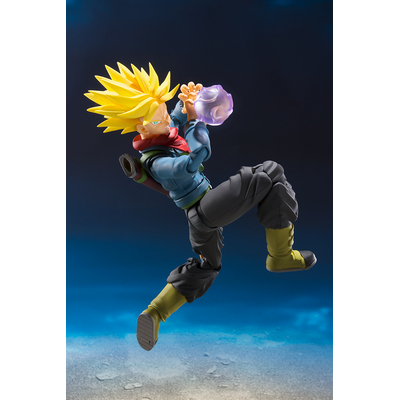 Figurine Dragon Ball Super S.H Figuarts Trunks 15cm