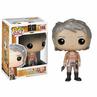 Figurine The Walking Dead Funko POP! Carol Peletier 09cm