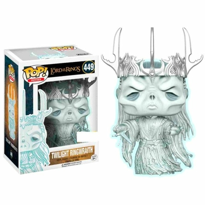 Figurine Lord of The Rings Funko POP ! Twilight Ringwraith