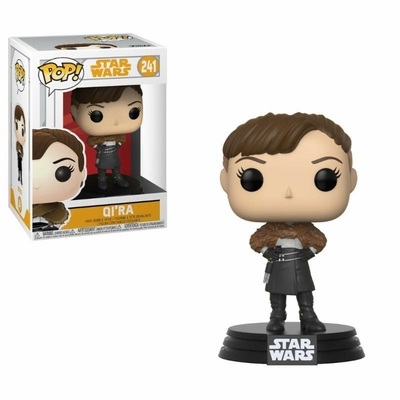 Figurine Star Wars Solo Funko POP! Bobble Head Qi'Ra 9cm