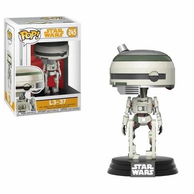 Figurine Star Wars Solo Funko POP! Bobble Head L3-37 9cm