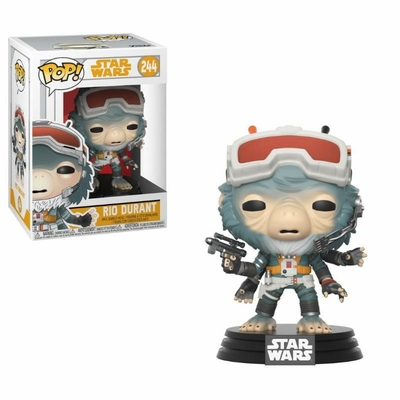 Figurine Star Wars Solo Funko POP! Bobble Head Rio Durant 9cm