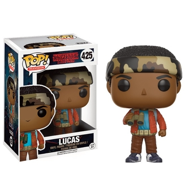 Figurine Stranger Things Funko POP! Lucas 9cm