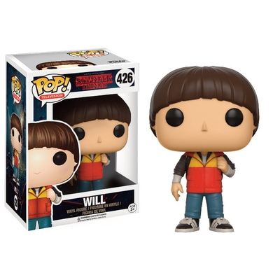 Figurine Stranger Things Funko POP! Will 9cm
