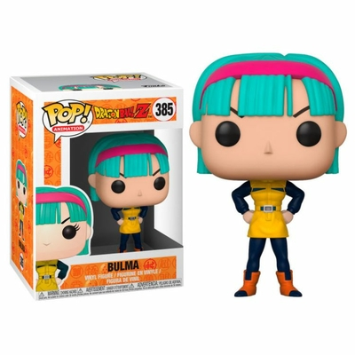 Figurine Dragon Ball Z Funko POP! Bulma YW 9cm