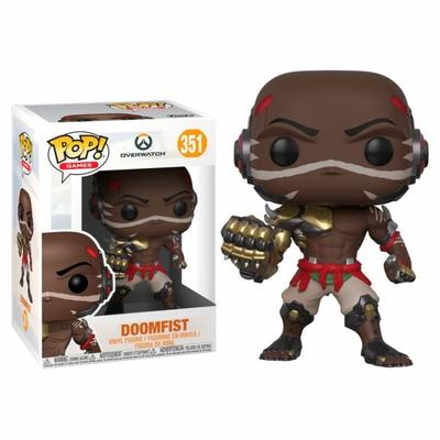 Figurine Overwatch Funko POP! Doomfist 9cm