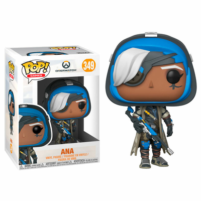 Figurine Overwatch Funko POP! Ana 9cm