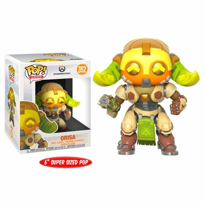 Figurine Overwatch Oversized Funko POP! Orisa 15cm