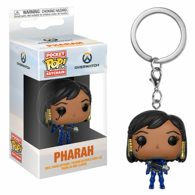 Porte-clés Overwatch Pocket POP! Pharah 4cm