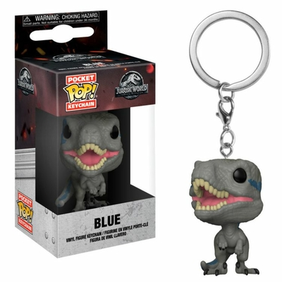 Porte-clés Jurassic World 2 Pocket POP! Blue 4cm