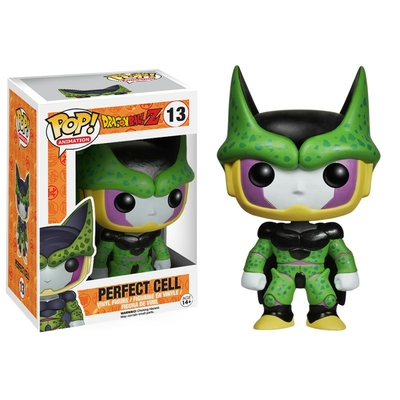 Figurine Dragon Ball Z Perfect Cell POP! Funko