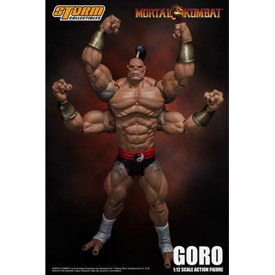 Figurine Mortal Kombat Goro 22cm