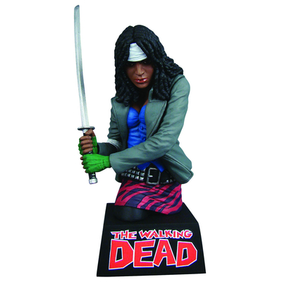 Tirelire The Walking Dead Michonne 20 cm