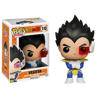 Figurine Dragon Ball Z Vegeta POP! Funko