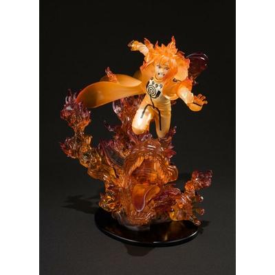 Statuette Naruto Shippuden Figuarts ZERO Minato Namikaze Kurama Kizuna Relation 22cm