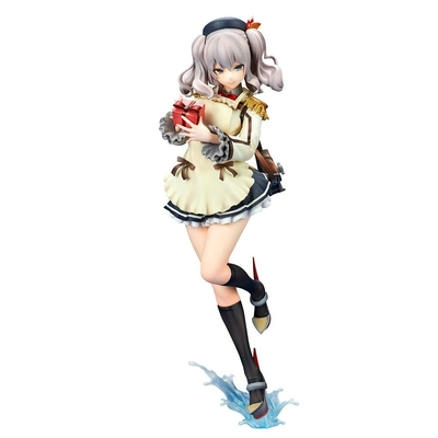 Statuette Kantai Collection Kashima Valentine Mode 20cm