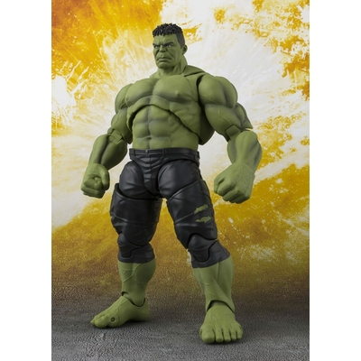 Figurine Avengers Infinity War S.H. Figuarts Hulk 21cm