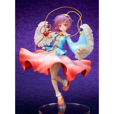 Statuette Touhou Project Satori Komeiji The Girl Even Vindictive Spirits Fear 18cm