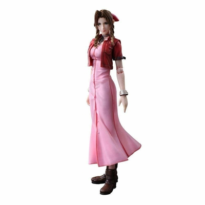 Figurine Play Arts Kai Crisis Core Final Fantasy VII Aerith Gainsborough 25cm