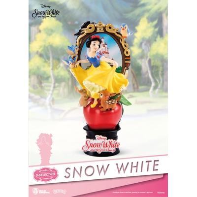 Diorama Disney Blanche Neige et les Sept Nains D-Select 15cm