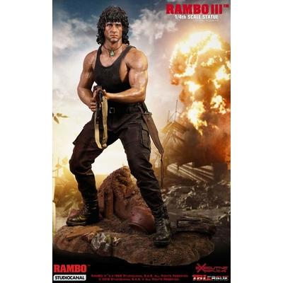 Statuette Rambo III Premium Rambo 46cm