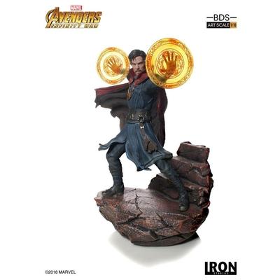 Statuette Avengers Infinity War Art Scale Doctor Strange 21cm