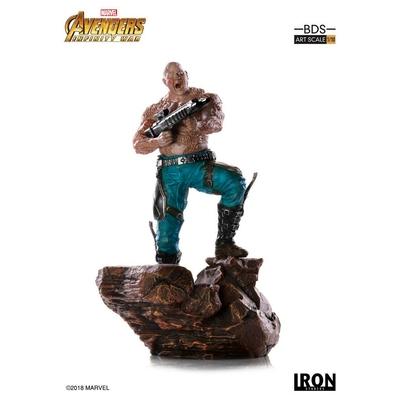 Statuette Avengers Infinity War Art Scale Drax 23cm