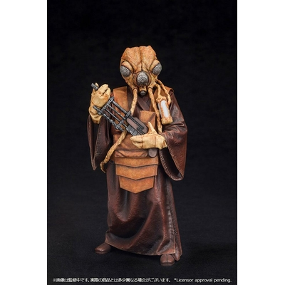 Statuette Star Wars ARTFX+ Bounty Hunter Zuckuss 17cm