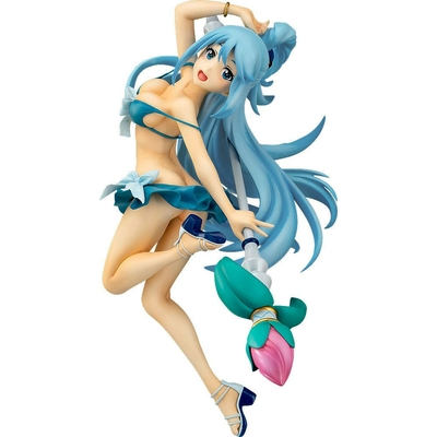 Statuette Kono Subarashii Sekai ni Shukufuku o! 2 Goddess of Water Aqua 22cm