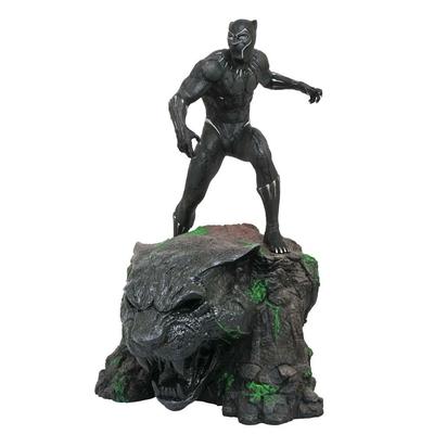 Statuette Black Panther Movie Marvel Milestones Black Panther 36cm