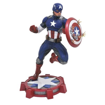 Statuette Marvel NOW! Marvel Gallery Captain America 23cm