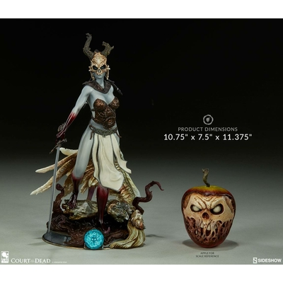 Statuette Court of the Dead Kier Valkyries Revenge 27cm