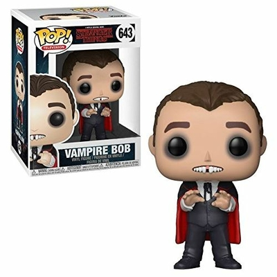 Figurine Stranger Things Funko POP! Vampire Bob 9cm