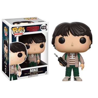 Figurine Stranger Things Funko POP! Mike 9cm