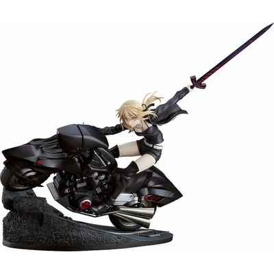 Statuette Fate/Grand Order Saber/Altria Pendragon Alter & Cuirassier Noir 27cm