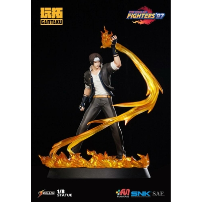 Statuette The King of Fighters '97 Kyo Kusanagi 26cm