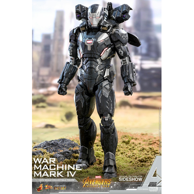 Figurine Avengers Infinity War Diecast Movie Masterpiece War Machine Mark IV 32cm