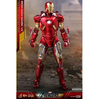 Figurine Les Avengers Diecast Movie Masterpiece Iron Man Mark VII 32cm
